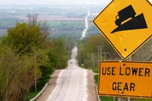 Road and siteworks signs