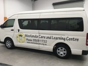 Moolanda Care learning centre