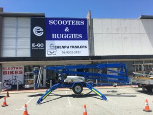 Scootersand buggies